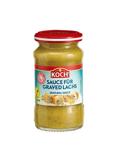 KOCHS Produkte Craved Lachs 140ml-Glas