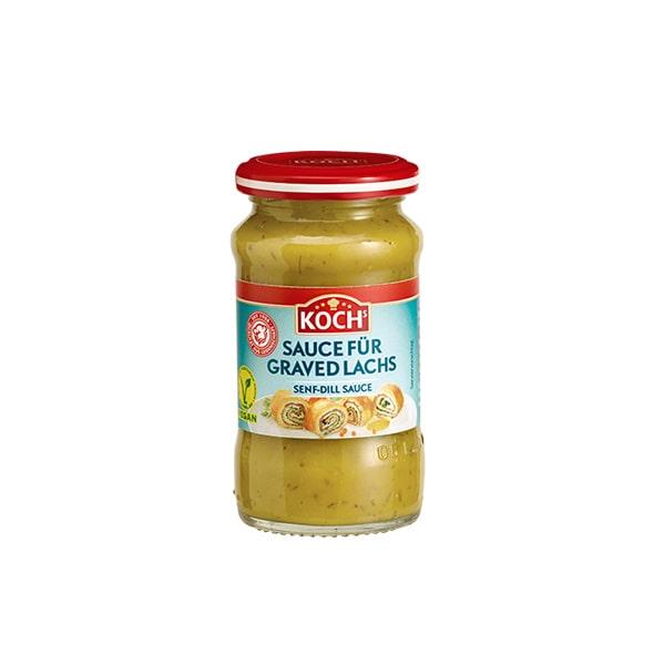 KOCHS Produkte Sauce für Craved Lachs