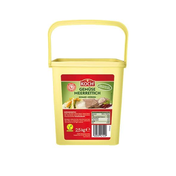 KOCHS Produkte Gemuese-Meerrettich